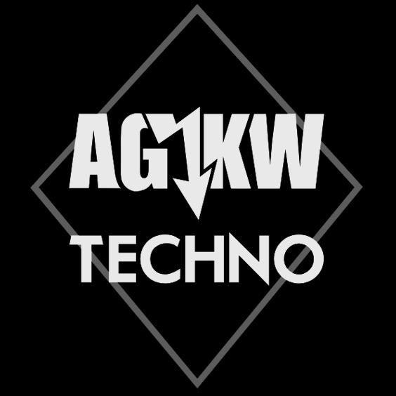 AG-KW Techno Logo